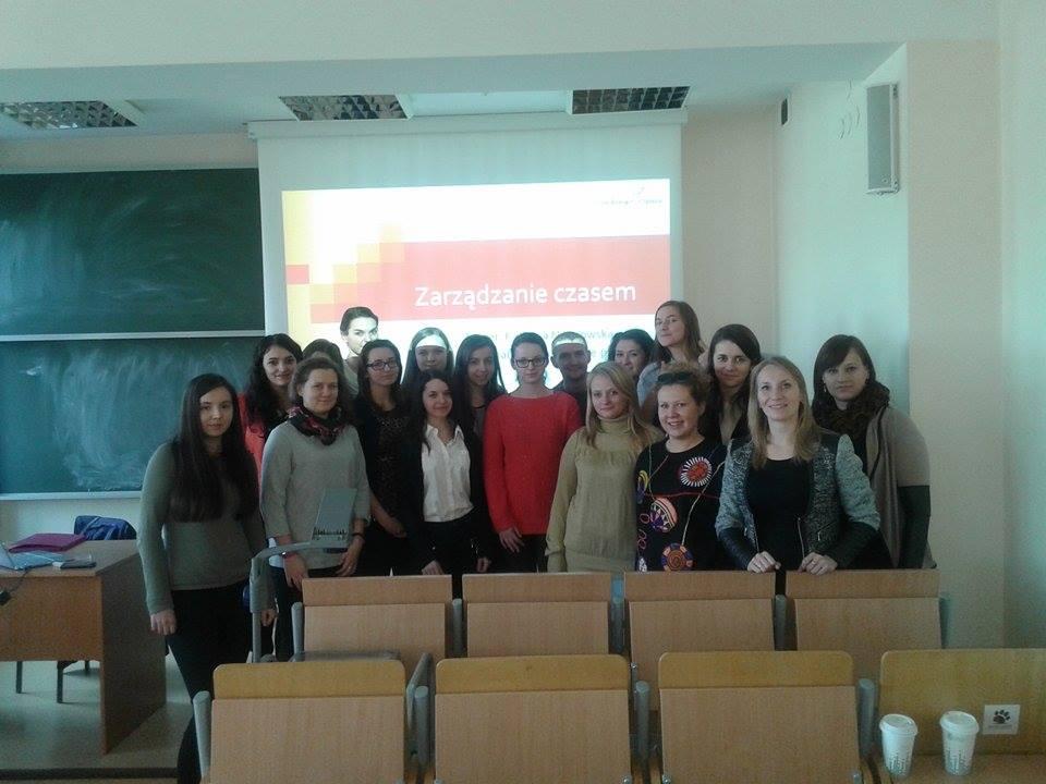 Szkolenie z Zarządzania Czasem- 12 stycznia 2014
