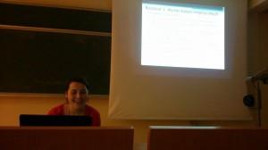 'Jak napisać dobrze pracę licencjacką?'- mini warsztaty  dla seminarzystów w ramach spotkania KNAD.