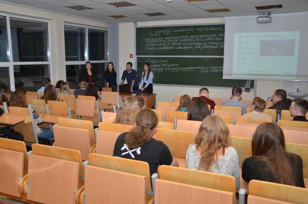 Nowy zarząd KNAD i pierwsze spotkanie w roku akademickim 17/18